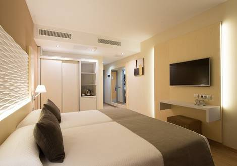 DOUBLE ROOM HL Suitehotel Playa del Ingles**** Hotel Gran Canaria