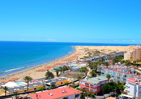 Strand HL Suitehotel Playa del Ingles**** Hotel Gran Canaria