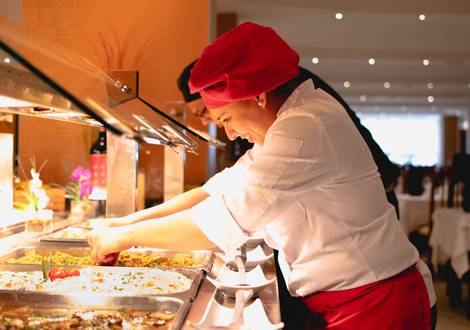 Buffet Restaurant HL Suitehotel Playa del Ingles**** Hotel Gran Canaria